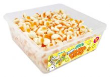 Candy Factory Mini Fried Eggs Tub Of 800 (HALAL)